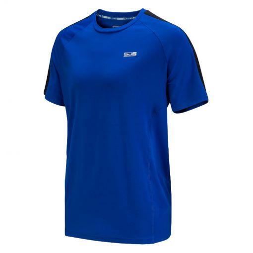 Sjeng Sports heren t-shirt Myles - N096 blue ink