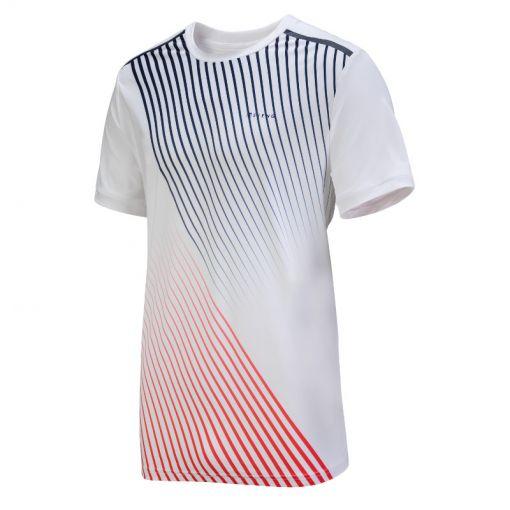 Sjeng Sports heren t-shirt Thomas - Wit