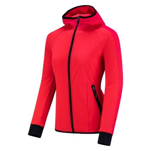 Sjeng Sports dames vest Vanity - P060 laser pink