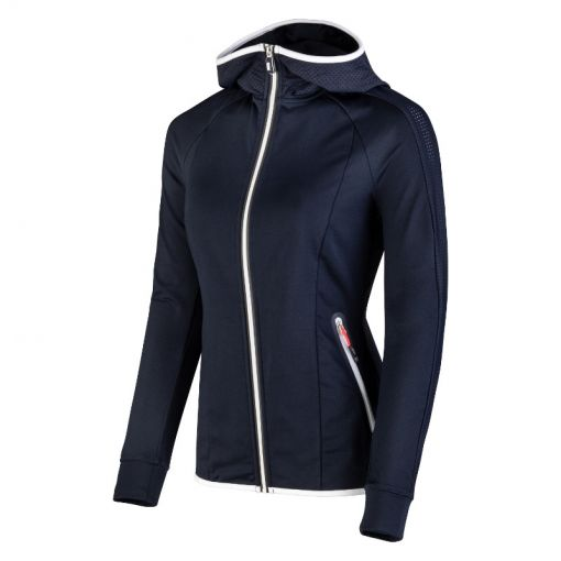 Sjeng Sports dames vest Vanity Plus Size - Navy