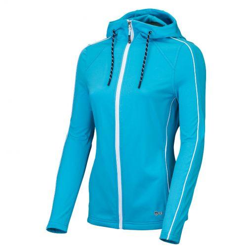 Sjeng Sports dames tennis vest Vera - A248 pool blue