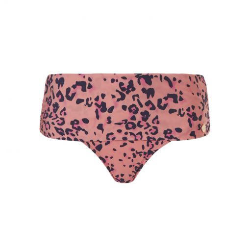WOW dames bikini broek Flipover Bikini Brief - 3022 wild animal