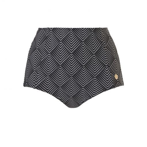 WOW dames bikini broek Brief Shape - 3026 graphic shells