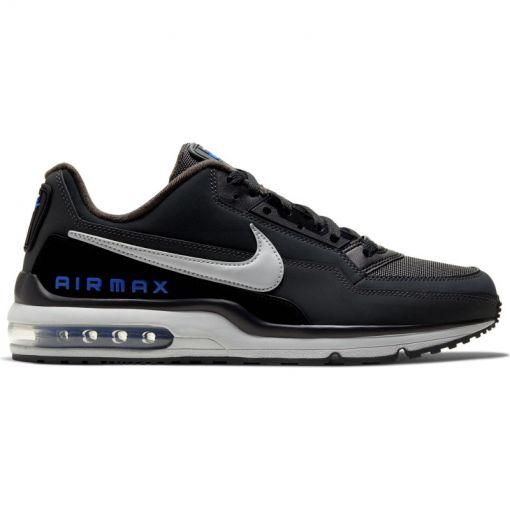 Nike heren sneaker Air Max LTD 3 - 002 BLACK/LT SMOKE GREY-DK SMO