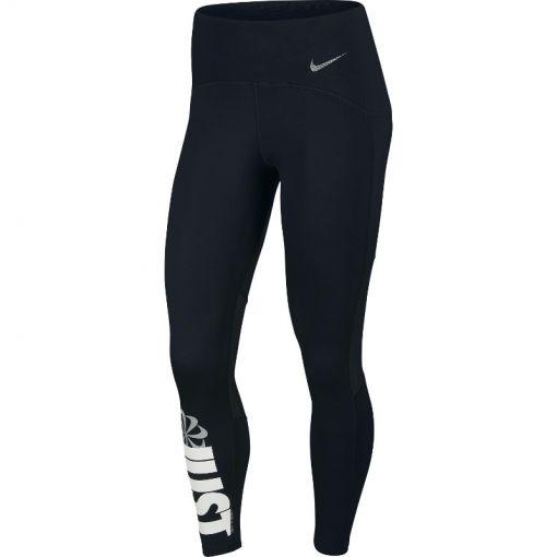 Nike dames tight Speed 7/8 Running - Zwart