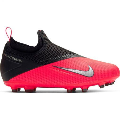 Nike junior voetbalschoen Phantom Vsn 2 Academy - 606 Laser Crismon