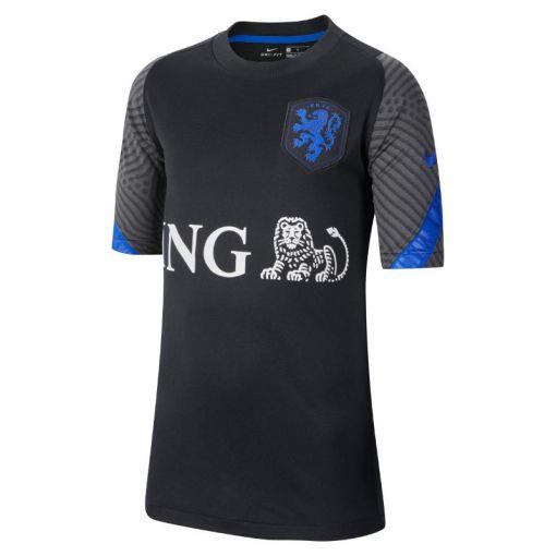 Nederlands elftal junior trainingsshirt 2020/2021 - 011 Black/Blue