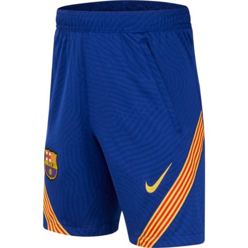 Fcb Ynk Dry Strike Short - 455 Deep Royal