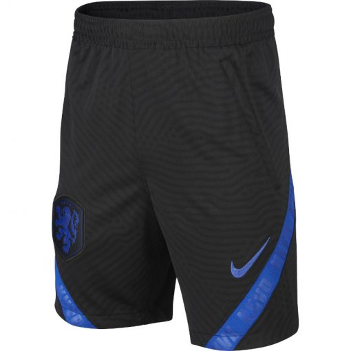 Nederlands elftal junior short 2020/2021 - 010 Black/Bright Blue