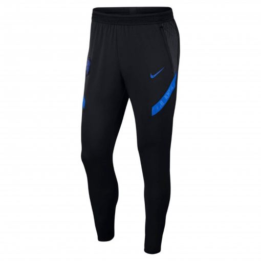 Nike Dri-Fit Netherlands Strike - 010 Black/Bright Blue