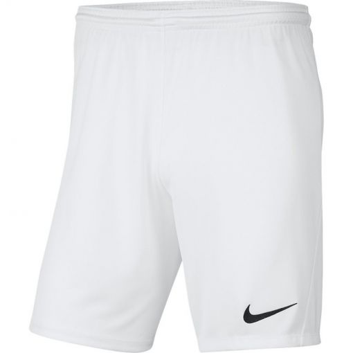 Nike voetbal short Dri-Fit Park III Men's Soccer - Wit