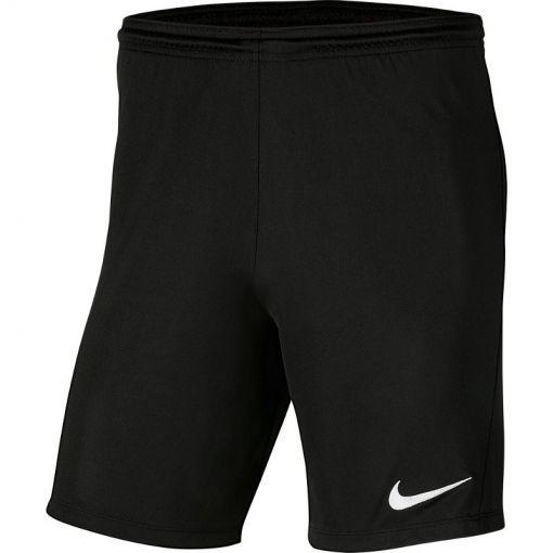 Nike voetbal short Dri-Fit Park III Men's Soccer - Zwart