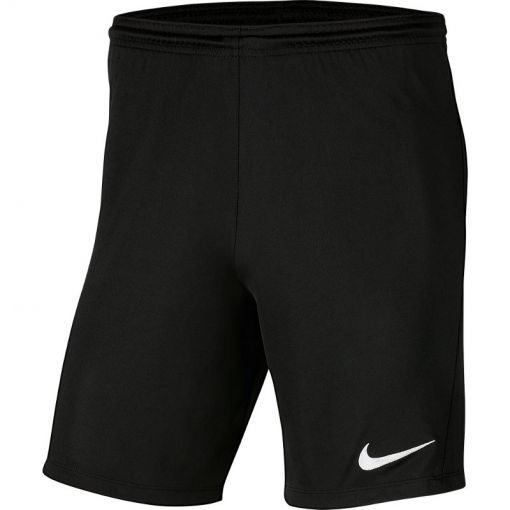 Nike voetbal short Dri-Fit Park III Big Kids' Socc - Zwart
