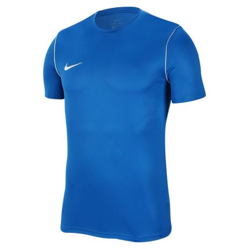Nike heren shirt Dri-Fit Park Men's Short-Sleeve - 463 ROYAL BLUE/WHITE/WHITE