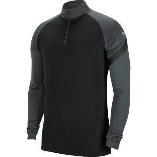 Nike heren shirt Dri-Fit Academy Men's Soccer - 010 BLACK/ANTHRACITE/BLACK/WHI