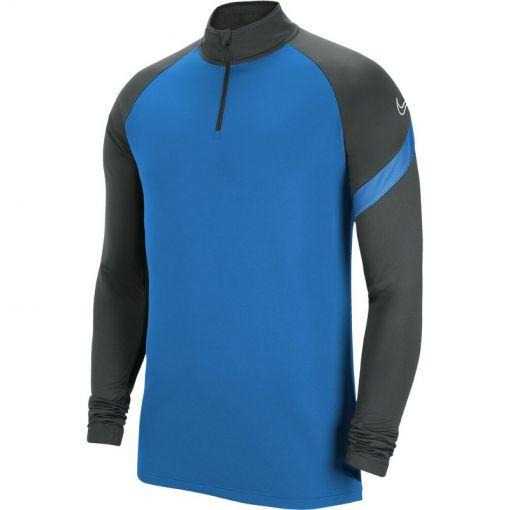 Nike heren shirt Dri-Fit Academy Men's Soccer - 406 PHOTO BLUE/ANTHRACITE/PHOT