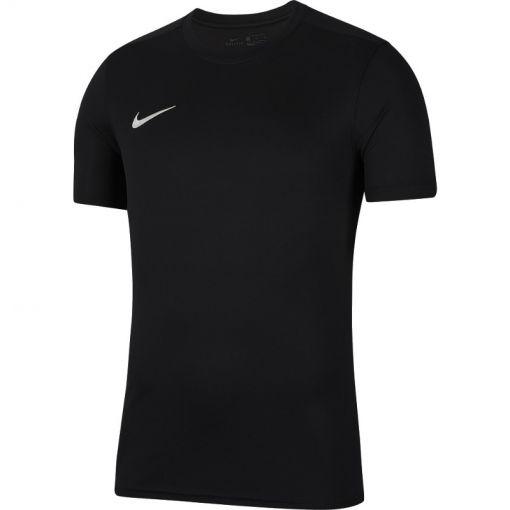 Nike heren t-shirt Dri-Fit Park VII Men's Soccer - Zwart