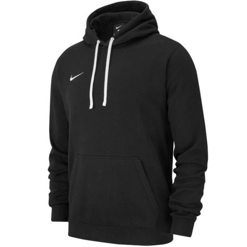 Nike heren trui Hoodie PO Fleece Team Club 19 - Zwart