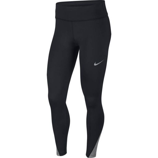 Nike dames tight Fast Women Running Tight - Zwart