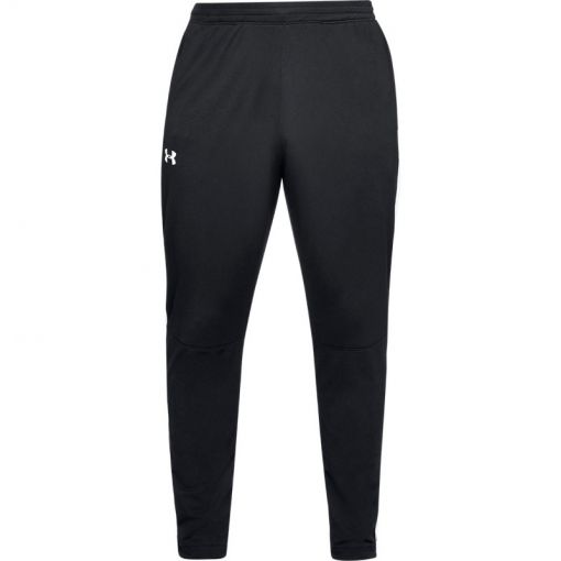 Under Armour heren trainingsbroek Sportstyle Pique - 001 Black // White