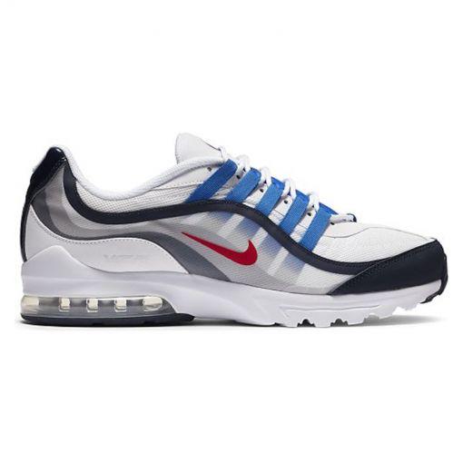 Nike heren sneaker Air Max VG-R Men's Shoe - 103 WHITE/UNIVERSITY RED-OBSID