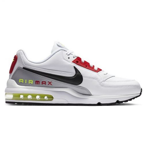 Nike heren sneaker Air Max LTD 3 - 100 WHITE/BLACK-LT SMOKE GREY-