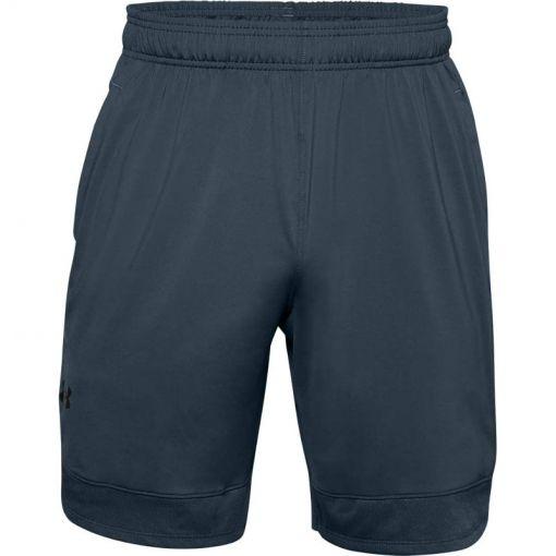 Ua Training Stretch Shorts - 467 Mechanic Blue