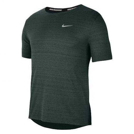 Nike Dri-Fit Miler - 397 Pro Green/Sil