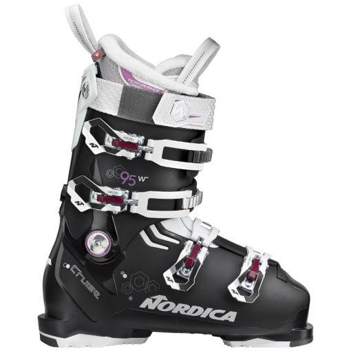 Nordica dames skischoen The Cruiser 95 W - Zwart
