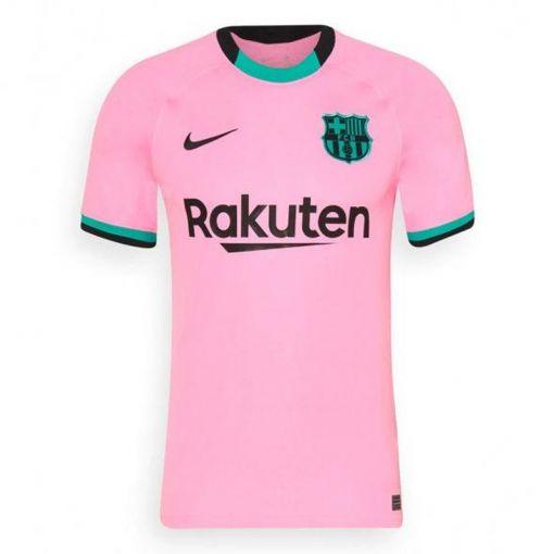 FC Barcelona shirt 20/21 - 654 PINK BEAM/BLACK