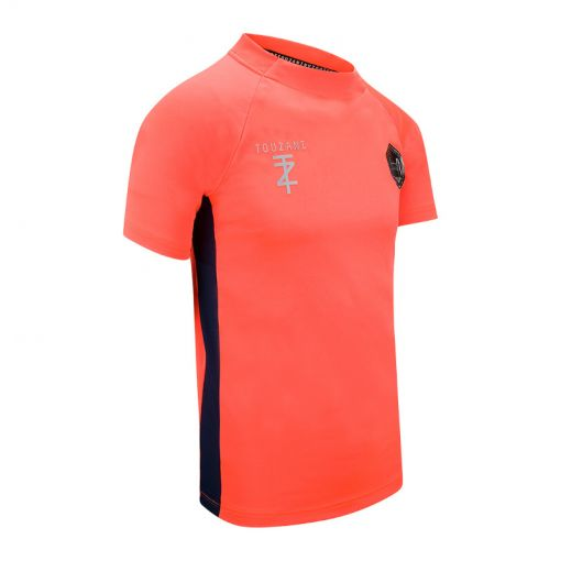 Touzani junior voetbal shirt Rabona Jr. - 3 NeonRed
