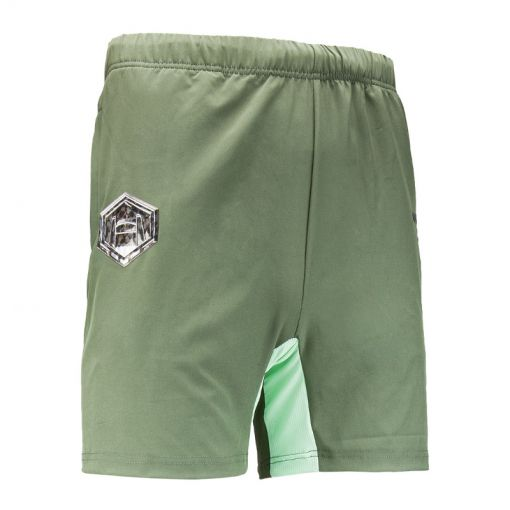Touzani junior voetbal short Feint Jr. - 4 Olive