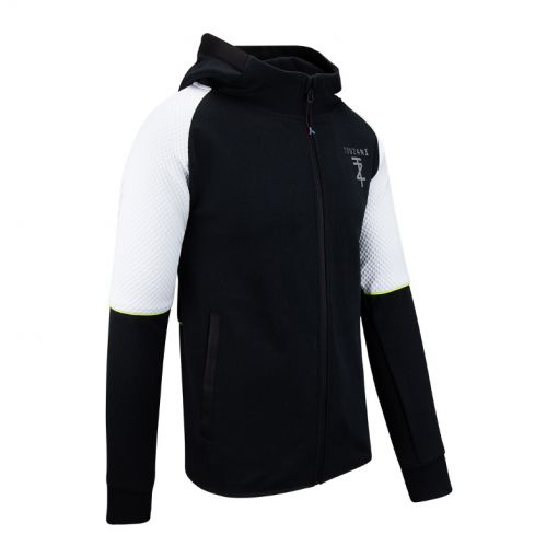 Touzani junior vest C Turn Jr. - zwart