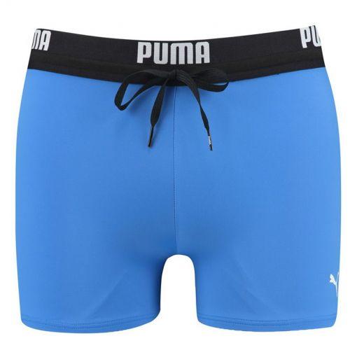 PUMA SWIM MEN LOGO SWIM TRUNK 1P - 003 blue