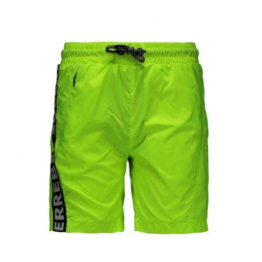 SuperRebel jongens zwembroek Plain - 500 Neon Yellow