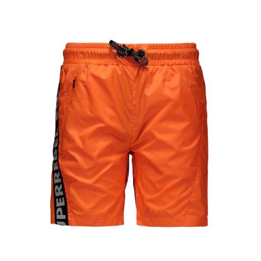 SuperRebel jongens zwembroek Plain - 550 Neon Orange