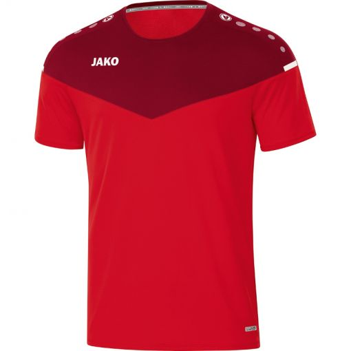 T-Shirt Champ 2.0 - 01 Rood/Wijnrood