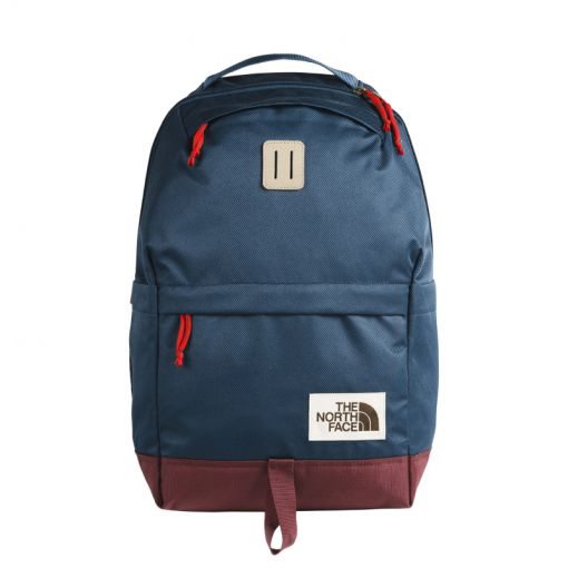 The North face rugzak Daypack - PJ8 BLUE-WING-TEAL-BAROLO-RED