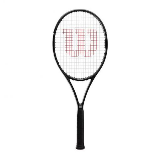 Wilson tennisracket Pro Staff Precision - Zwart