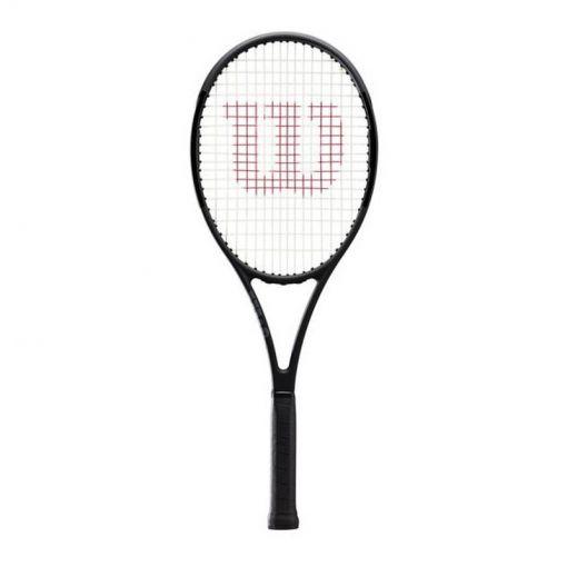 Wilson tennisracket Pro Staff 97L - Zwart