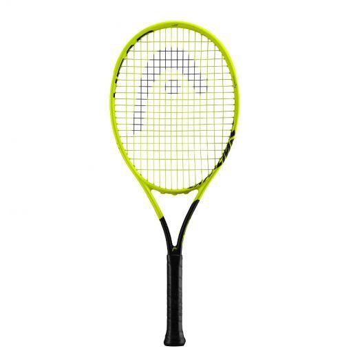 Head junior tennisracket Graphene 360 Extreme Jr - Geel