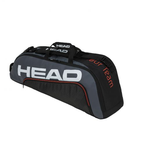 Head tennistas Tour Team 6r Combi - Zwart