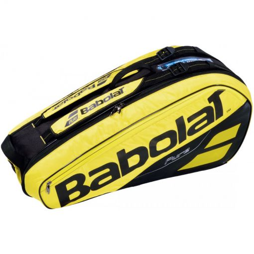 Babolat tennistas RH X 6 Pure Aero - 191 Black/Yellow