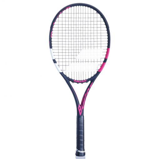 Babolat tennisracket Boost A W Strung - 335 Noir Rose
