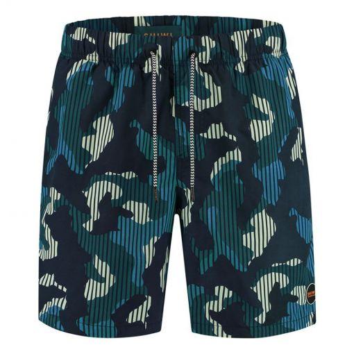 Men Swimshort Camouflage - 764 Cilantro