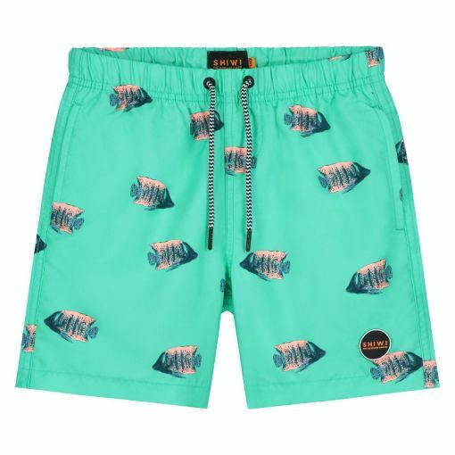 Boys Swimshort Moonfish - 676 Pappagallo