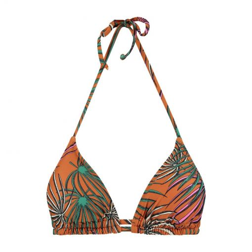 Tiger Palm Liz Triangle Top - 819 Spice Route
