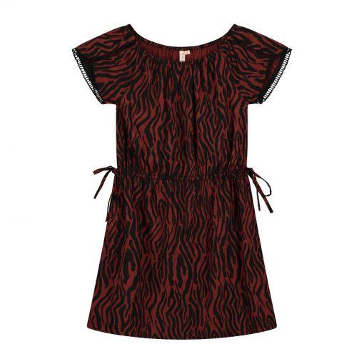 Girls Havana Girly Dress - 820 Beach Oil
