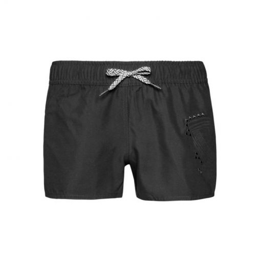 FOUKE JR beachshort - Zwart