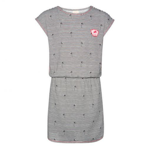 FRANNIE JR dress - Zwart